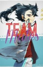 Team mates | A Tsurugi Kyousuke/Inazuma Eleven Go/Go: Galaxy Fan Fiction by GrumpyGummiBear