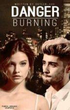 Danger - Burning. 》z.m by Skyline_C