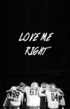 Exo ရဲ႕ Love Me Right by YoonSehun0