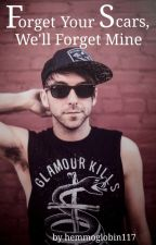 Forget Your Scars, We'll Forget Mine | Alex Gaskarth by hemmoglobin117