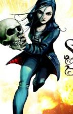 Skulduggery  Pleasant meets Percy Jackson by morgan5sosx