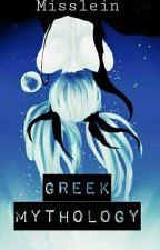 Greek Mythology (Gods and Goddesses) by MissLein