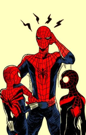 Spider-man and the amazing Spider-lings - Chapter 1 mayday