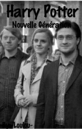 Harry Potter, nouvelle génération.