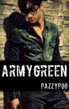 Army Green - Ziall Horlik by Pazzypoo
