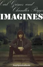 Carl Grimes and Chandler Riggs Imagines by DontOpenDeadInside