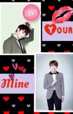 """Your Mine"" (Jungkook x Reader) by YukaMochida12"