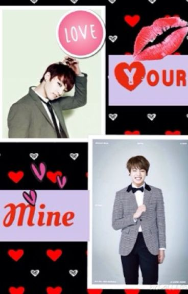 """Your Mine"" (Jungkook x Reader)"