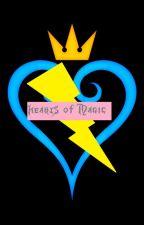 Hearts of Magic: The Awakening  by GoldenTurboKeyblade