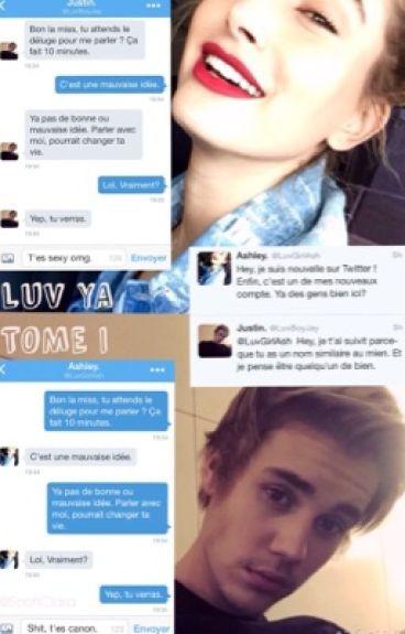 Luv ya | Twitter | JB | Tome I