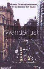 Wanderlust • h.s. au by haroldxxbby