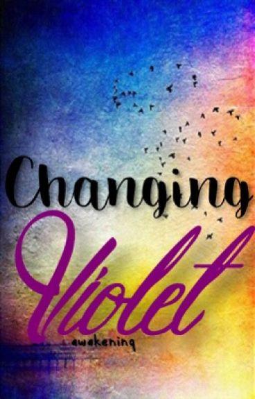 Changing Violet (Marauders Era Harry Potter)