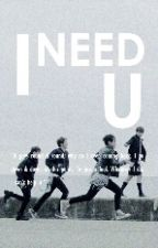 I Need U {P.J.} by larissacalegari