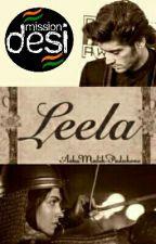 Leela (Zaypika AU) #MissionDesi by AshaMalik-Kapoor