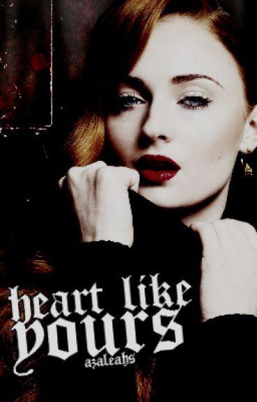 Heart Like Yours ▸ George Weasley