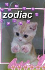 zodiac by AD0NIS