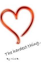 The hardest thing (manxman) by Winglessnomad