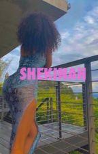 Shekinah by Shicklinoire_