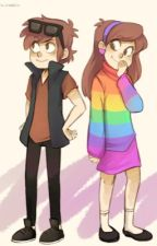 Mystery Twins || Gravity Falls by editor_amber