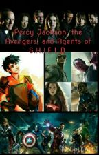 Percy Jackson, the Avengers, and the Agents of S.H.I.E.L.D. (#Wattys2016) by GeekGalaxyGirl