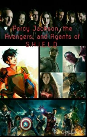 Percy Jackson, the Avengers, and the Agents of S.H.I.E.L.D. by GeekGalaxyGirl