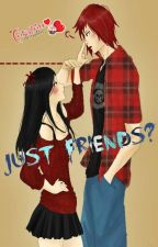Just friends? [CDM Castiel] by Games_Forever