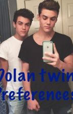 Dolan Twins Preferences by Skylynngrier