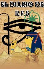 El Antiguo Diario de R.F.S by AnimalMitology