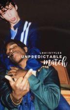 Unpredictable Match (Interracial boyXboy) by louiistyles