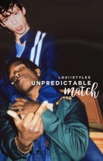 Unpredictable Match (Interracial boyXboy)