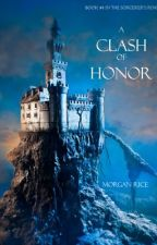 A Cry of Honor (Book #4 in the Sorcerer's Ring) by morganrice