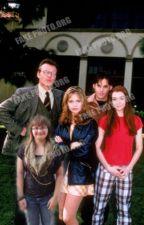 Giles' Daughter-Buffy The Vampire Slayer by PrayforBelle1997