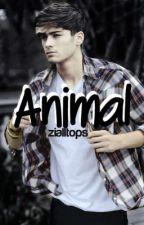 Animal (Ziall AU) *Hybrid/Mpreg* by zialltops