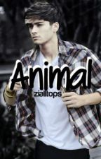 Animal (Ziall AU) *Hybrid/Mpreg* by zialltops
