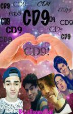CD9 by alisonvillal