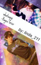 whatsapp ~hayes grier y tu~ by Linda_211