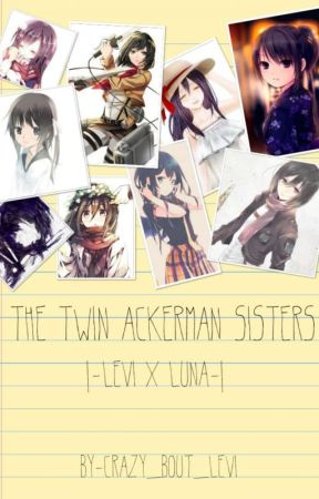 The Twin Ackerman Sisters by 3ndediant