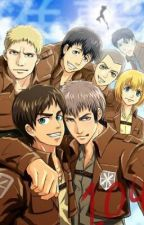 Attack on Titan Boyfriend Scenarios by CaptainLeviLover