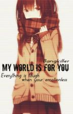 My world is for you (ImmortalHD fanfic) by Bangkiller12