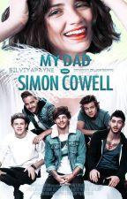 My dad - Simon Cowell | one direction by lolawayzer