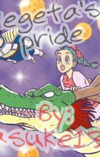 vegetas pride  by sasuke1385