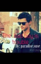 The bad boy is trouble by paradise_suse
