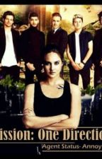 MISSION (ONE DIRECTION FANFICTION) by NehaMittal5