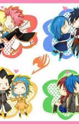 Đọc truyện ( Nalu fic) Fairy Tail High School Love