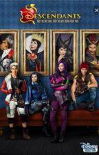 Disney Channel's Descendants by DoveCameron2005