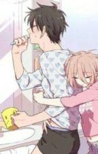 Adopting a Brat  by LittleKairi