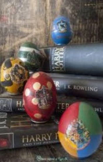 Harry Potter Book Easter Eggs : Harry potter easter eggs mrndmrrs wattpad