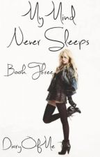 My Mind Never Sleeps (Part Three of the Weasley Trilogy) by DiaryOfMe