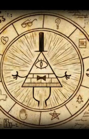 A Pinetree and a Triangle.... A Dipper X Reader X Bill Cipher Fan-fiction.