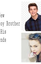 My new badboy brother and his friends by girrlyforever